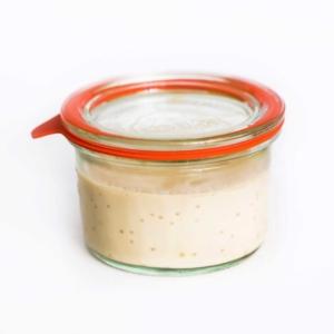 Crème aux oeufs vanillée